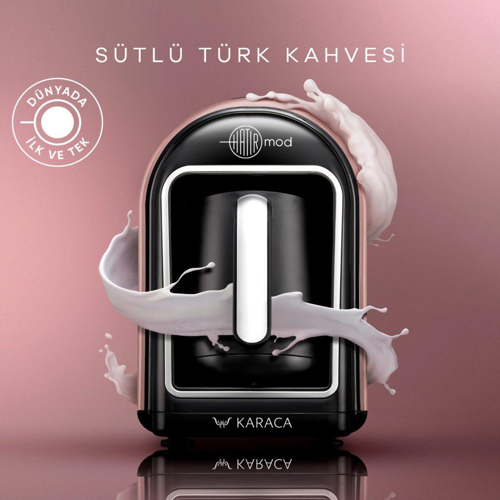 Karaca Hatır Moduna Göre Türk Kahve Makinesi