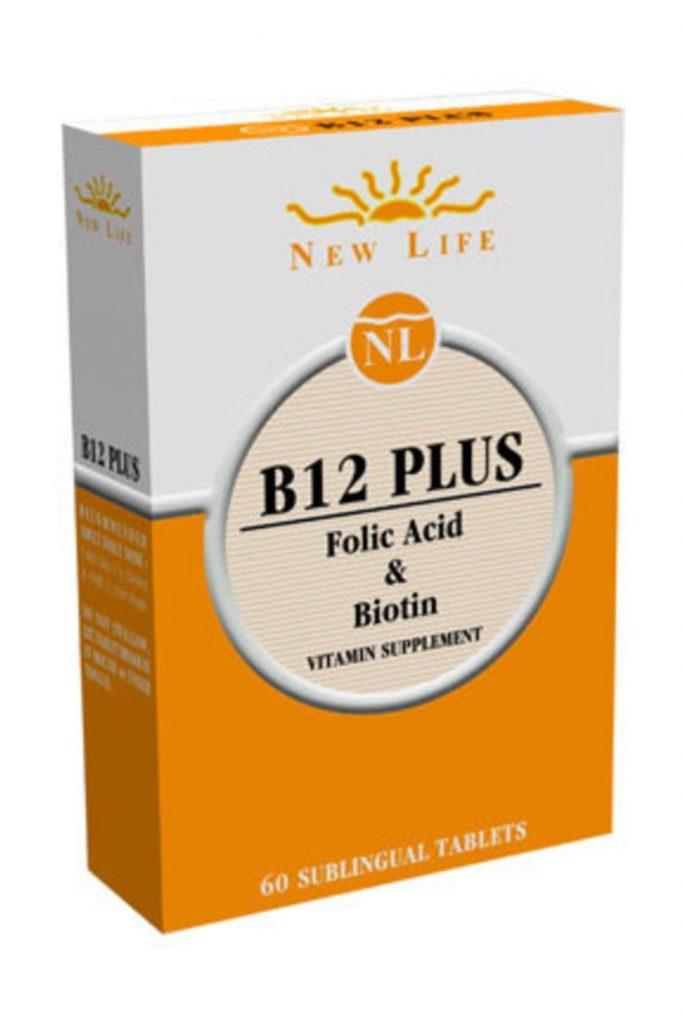 New Life B12 vitamini
