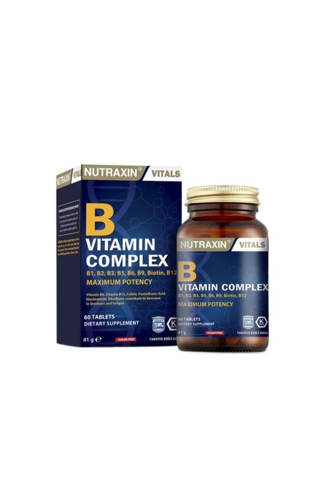 Nutraxin B Vitamin Complex ,