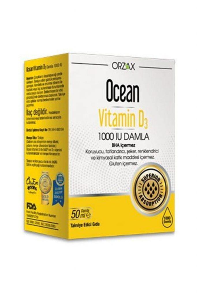 Ocean Vitamin D3